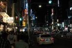Night in Roppongi (Japan)