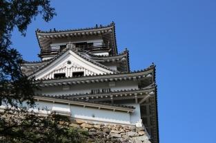 Kouchi Castle (Shikoku, Japan)